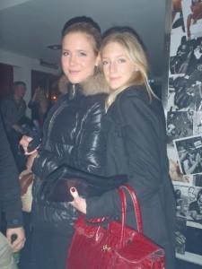Kristin och Ulrika Linde